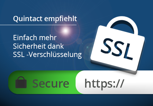 Ssl Sicherheit Für Ihre Website Quintact Für Bewegende